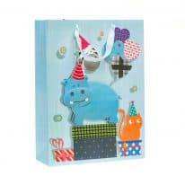 LorisOfFlorence-linea-shopper-baby-confezioni-regalo-shopper-carta-blu