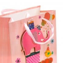 LorisOfFlorence-linea-shopper-baby-confezioni-regalo-shopper-carta-rosa-particolare