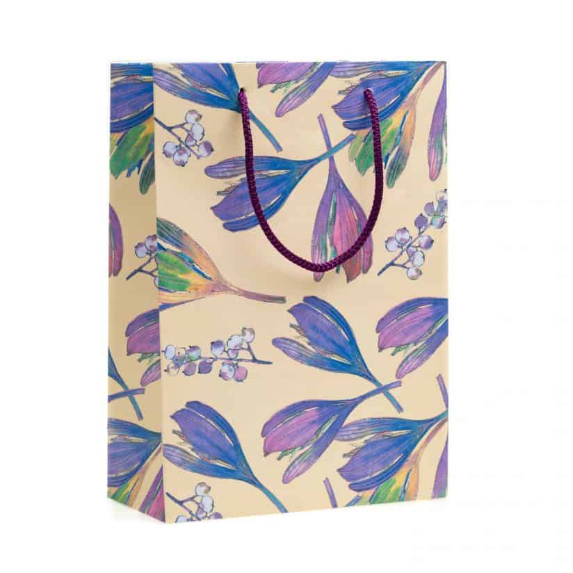 Shopper-Grande-decorazione-floreale-linea-sofia-loris-of-florence