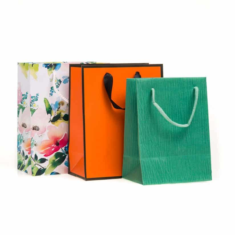 loris-of-florence-shopper-carta-piccole-tutte-le-occasioni-assortimento-colori-vari
