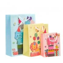 collezione loris of florence scatole e carta regalo shopper bags linea baby