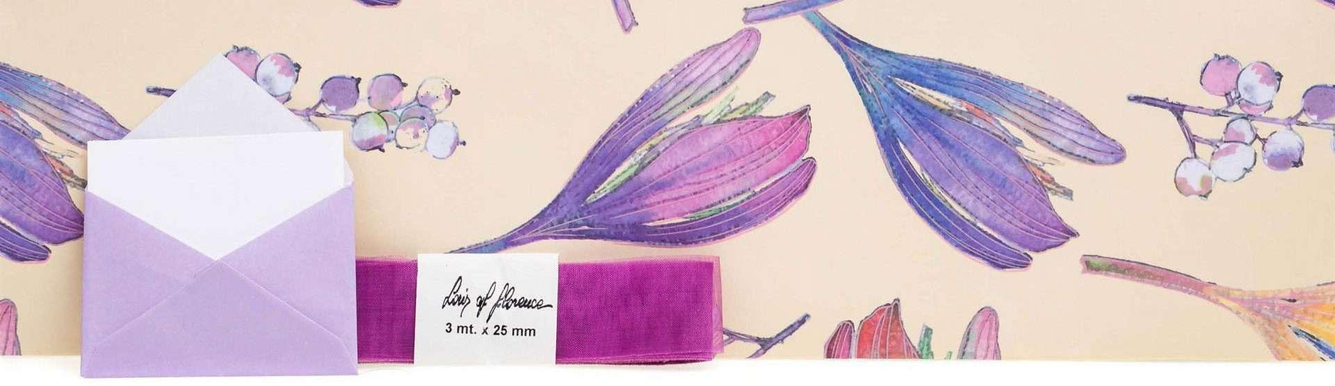 collezione carte regalo loris of florence